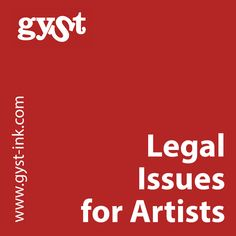 legal issues for artists