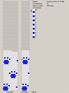 10 around bead crochet rope pattern. Crochet Bracelet Pattern, Loom Bracelet Patterns, Crochet Beaded Bracelets, Bead Crochet Patterns, Bead Crochet Rope, Bead Loom Bracelets, Beaded Crafts, Beaded Jewelry Patterns, Beading Patterns