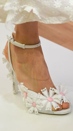 Emanuel Ungaro Spring 2016 | @ shoes 1
