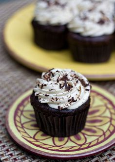 No Meat Zone Recipes: Gluten-Free Vegan Chocolate Cupcakes with Mocha Frosting | This Dish Is Veg - Vegan, Animal Rights, Eco-friendly News