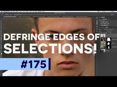 How to Defringe in Photoshop (Perfect Selection Edges & Matte Color) - YouTube
