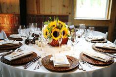 Cori Cook Floral Design Blog • Floral Design for the Stylish & Distinct - Home - Crooked Willow Farms Reception | Jodi + Drew PartII