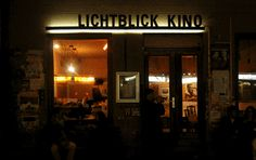 Lichtblick Kino in Kastanieallee, Berlin
