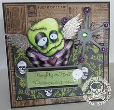 Creepy Glowbugg: Wicked Christmas Antics!
