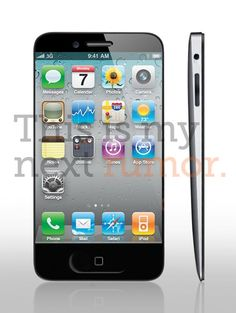 How the iPhone 5 might look like