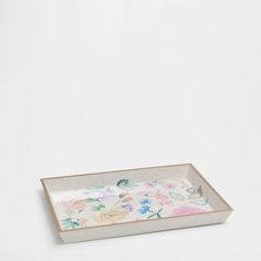 SMALL TRAY Floral
