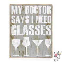 Ik heb een bril nodig...