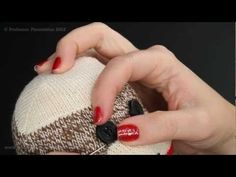 How To Make A Classic Sock Monkey