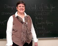 Dr. Donna L. Lillian, director of the women's studies program at App and an associate professor of English, is an onomastician and has begun a two-year term as president of the American Name Society (ANS), the oldest scholarly society devoted to the study of names in the United States.