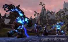 Move Over World of Warcraft: An Elder Scrolls MMO Will Soon Be Here!