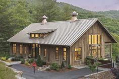 Pole Barn Homes - CLICK THE PIC for Many Pole Barn House Ideas. 37339635 #barnhomes #metalbuildings