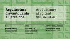 JORNADES Arquitectura d'avantguarda a Barcelona