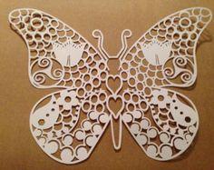 Butterfly SVG / JPEG Cutting File