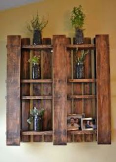 Made out of wood pallets. Gonna try it.