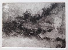 Dorothea Dejonckheere, aquatint, sky. 2015