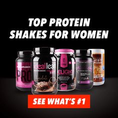 Women's Protein Shake Reviews IdealLean  Maintained by Kaylee Wood Last updated Feb 29, 2016 452 Comments Ideal Lean Review: Our Number One Shake for Women  What makes a protein powder superior over all other proteins?  One that only contains the necessary ingredients proven to get you results.  Women's protein is starting to become a popular market for supplement companies.  But with so many women's proteins to choose from, it may be hard to know which one is really the best.  ...
