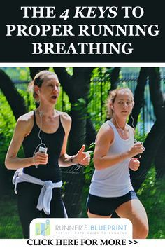 Learn how to properly breathe with these 4 powerful running breathing tactics: CLICK HERE: http://www.runnersblueprint.com/the-4-keys-to-proper-running-breathing/ #Running #runningbreathing #BeginnerRunner