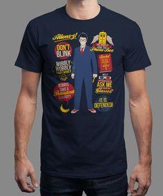 Wibbly-wobbly t-shirt :)