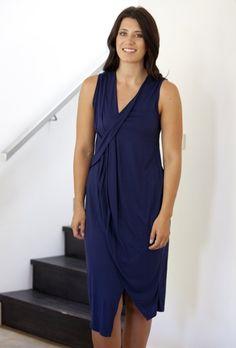 Mesop clothing online Greta Dress - Womens Knee Length Dresses - Birdsnest Buy Online