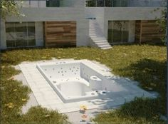 We are looking for construction with a wonderful landscape to install the pools or hydromassage tubs. Tubs, Pools, Relax, Construction, Landscape, Bathtubs, Building, Scenery, Soaking Tubs
