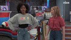 In the words of our Founding Fathers…GIFs rule! Series Da Nickelodeon, Henry Danger Nickelodeon, Nickelodeon Girls, Jason Norman, Henry Danger Jace Norman, Cher Quotes, Ella Anderson, Girl Power T Shirt, Fashion Jobs