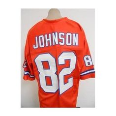 #Christmas Other guideline Vance Johnson Unsigned Custom Sewn Jersey Denver Broncos Football Adult xlarge for Christmas Gifts Idea Shop . On the web looking for wonderful Christmas   presents generally is a quite enlightening experience, having a wide range of not simply customised presents but exclusive presents. The most beneficial on...