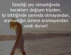 ANEKDOTLAR: Uzak durun... Good Sentences, Qoutes About Love, Meaningful Words, True Words, Cover Photos, Cool Words, Slogan, Favorite Quotes, Quotations