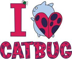 I Heart Catbug! by ~xkappax on deviantART