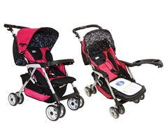 There's a lot to like about the lightweight BabyDeck ($199, abiie.com and amazon.com): The brakes are easy to engage, the handle is padded, you can convert the seat into an on-the-go diaper changing station, and the lining is removable and washable. There are also cup holders and an extra compartment behind the seat for handy storage. Some drawbacks? It didn't perform well on rough terrains in our tests, and the child is seated low, which could be an issue for taller parents. Available in…