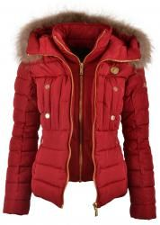 Nickelson 30 Naomi Coat Red