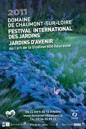 Festival International de Jardins de Domaine de Chaumont-sur-Loire