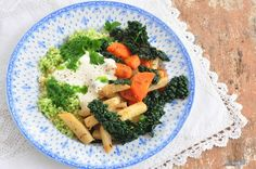 Root vegetables with fennel seeds and millet