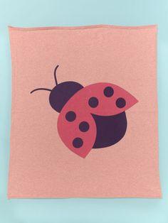 Little Jade Ladybug Blanket