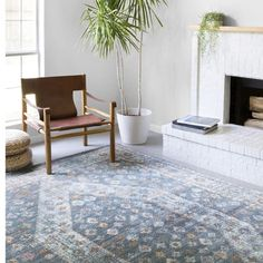 Sale | Layla Grayce Aspen, Target Rug, Rectangle Area, Hand Tufted Rugs, Blue Wool, House Prices, Online Home Decor Stores, Throw Rugs, Modern Classic