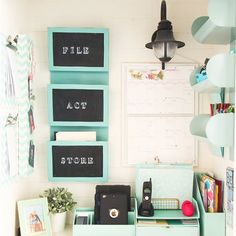 Small Walk-in Closet Makeover Reveal {with Ikea Pax & Removable Wallpaper} Home Office Closet, Tiny Office, Small Space Office, Home Office Space, Home Office Decor, Small Spaces, Organizing Small Office Space, Pax Closet, Office Playroom