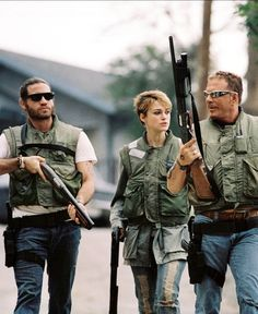 Edgar Ramirez, Keira Knightley & Mickey Rourke in Domino