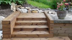 cuisine extérieur en bois   Un escalier extérieur en bois : comment faire le bon choix ?