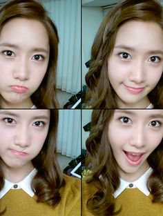 Girls' Generation's YoonA updates UFO Town profile photo