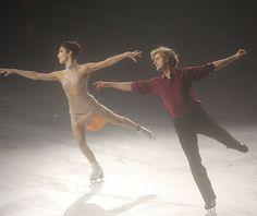 Meryl and Charlie Stars on Ice April 2015