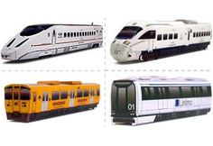 Papercraft train directory – yet another paper trains to collect. 16 paper train designs, free printable template.