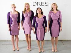 DRES: Clothing For Your Body Shape by Margaret Spencer, via Kickstarter.