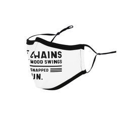 The Chains On My Mood Swings - Funny Quotes Gift | diogocalheiros's Artist Shop Gift Quotes, Funny Quotes, Shopping Humor, Mood Swings, My Mood, Chains, Artist, Gifts, Funny Phrases