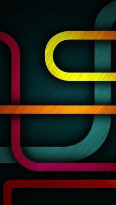 Colorful Maze Wallpaper