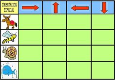 Kies de goede richting, spelbord 4, free printable