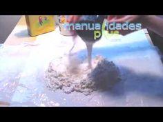 ▶ Cómo hacer Porcelana Fria: Nueva Fórmula Casera - YouTube
