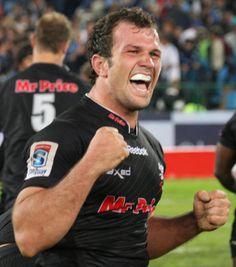 Super Rugby Rd 18 - Bulls v Sharks Bismark
