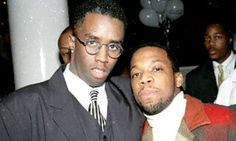 PUFFY AND MICHAEL BIVINS