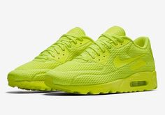 purchase cheap 4235d 15a7c We take a closer look at the Nike Air Max 90 Ultra BR Volt. Coming