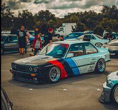 is something to behold. Bmw E30 M3, Bmw I, Bmw Autos, Custom Bmw, Bmw Classic Cars, Bmw 2002, Tuner Cars, Audi, Modified Cars