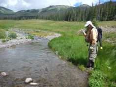 Day Trippin' to Southern Colorado Backcountry Streams